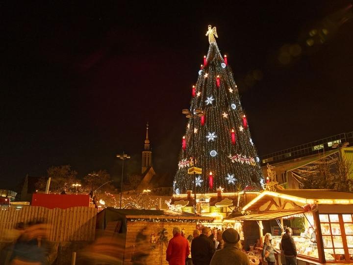 Mercatini di Natale a Udine Foto